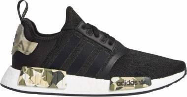 Adidas NMD_R1 - Black/Black/Savannah (FW6417)