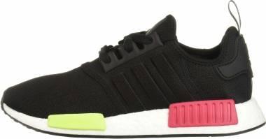 Adidas NMD_R1 - Black/Black/Energy Pink (EE5100)