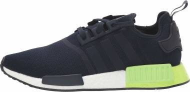 Adidas NMD_R1 - Legend Ink/Legend Ink/Hi-res Yellow (EE5108)
