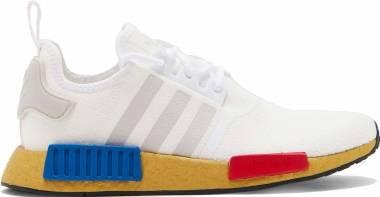 Adidas NMD_R1 - White (FV3642)