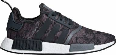 Adidas NMD_R1 Core Black, Grey-white Men