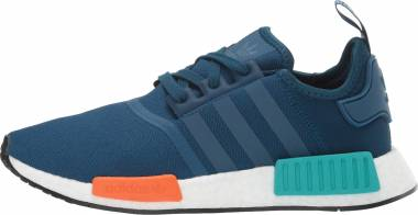 Adidas NMD_R1 Blue Night/Blue Night/Energy Orange Men