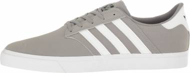 finest selection 93ce8 2cc89 Adidas Seeley Premiere Charcoal Solid Grey Footwear White Footwear White Men