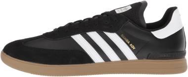 Adidas Samba ADV - Noir Negbás Ftwbla Gum4 000