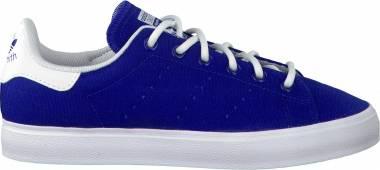 Adidas Stan Smith Vulc - Collegiate Royal Collegiate Royal Ftwr White