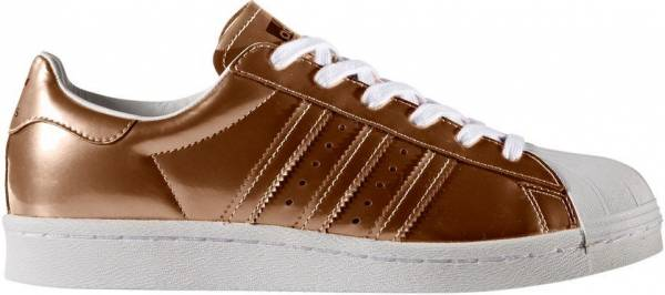 adidas superstar metallic bronze