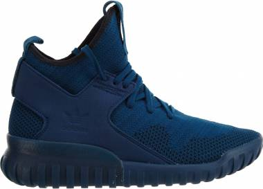 Adidas Tubular X Primeknit Blue Men