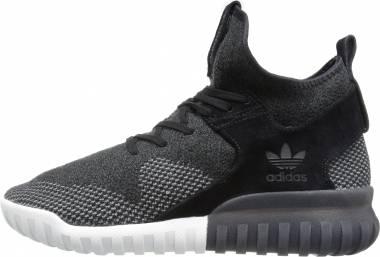 Adidas Tubular X Primeknit - Black/Dark Shale/Ch Solid Grey