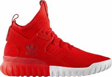 Adidas Tubular X Primeknit - Red