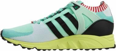 Adidas EQT Support RF Primeknit - Green (BA7506)