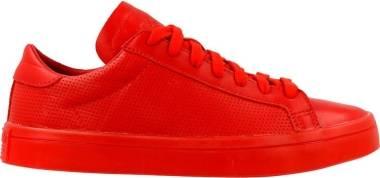 Adidas Court Vantage - Scarlet