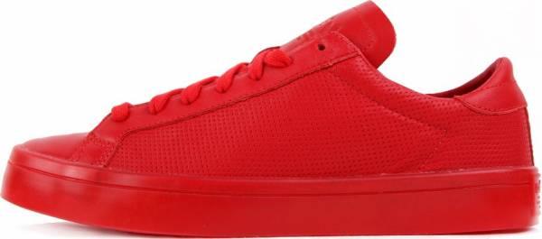Adidas Court Vantage Red
