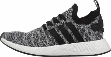 Adidas NMD_R2 Primeknit - Grey (BY9409)
