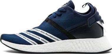 Adidas NMD_R2 Primeknit - Blue (BB3072)