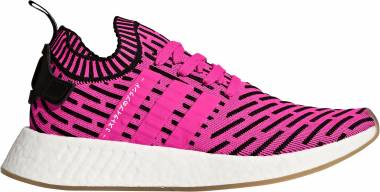 Adidas NMD_R2 Primeknit - Pink (BY9697)
