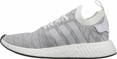 Adidas NMD_R2 Primeknit - Grey (BY9410)
