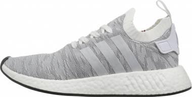 Adidas NMD_R2 Primeknit - Grey