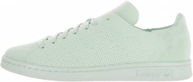 Adidas Stan Smith Primeknit - Green (S80066)