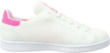 Adidas Stan Smith Primeknit - White