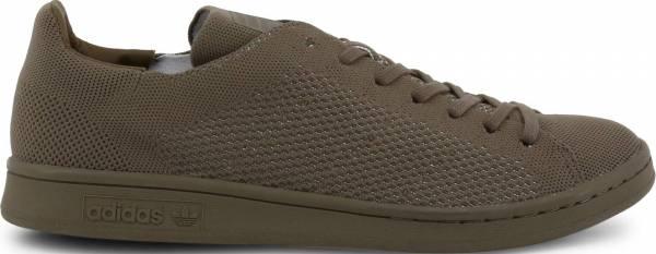 Adidas Stan Smith Primeknit - Khaki (S82155)