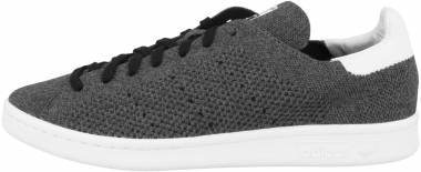 Adidas Stan Smith Primeknit - Black (BZ0118)