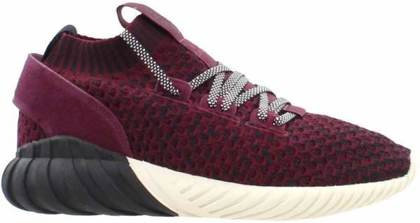 2018 adidas Tubular Doom Sock PK Blood Shoes YouTube