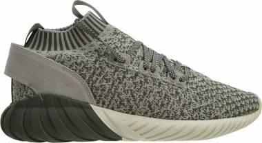 Adidas Tubular Doom Sock Primeknit - Green (CQ0945)