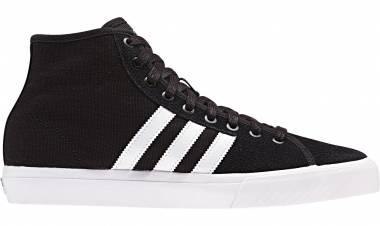 Adidas Matchcourt High RX - Black Cblack Ftwwht Gum4 Cblack Ftwwht Gum4