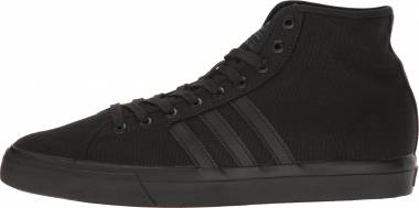 Adidas Matchcourt High RX - Black/Black/Black Canvas