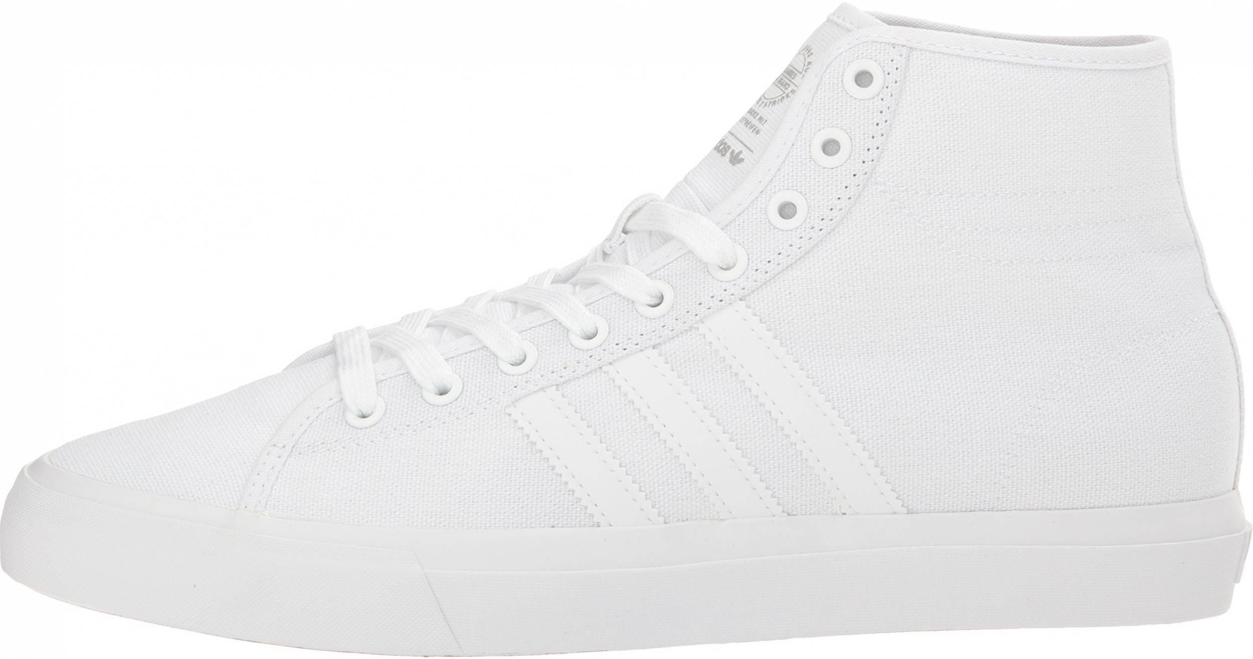 Save 41% on White High Top Sneakers (49