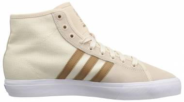 Adidas Matchcourt High RX - Beige (B22785)