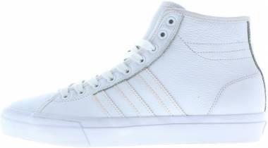 Adidas Matchcourt High RX White/White/White 100 Men