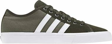 Adidas Matchcourt RX - Night Cargo/Footwear White/Raw Khaki (DB3140)
