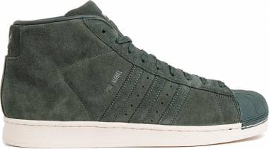 Adidas Pro Model - Grün/Weiß (Green Night/Green Night/White)