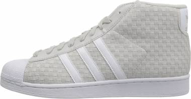 Adidas Pro Model - Grey/White/Grey