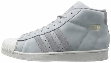 Adidas Pro Model Mid Grey/Grey Three/Grey One Men
