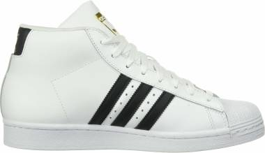 Adidas Pro Model - White Core Black Gold (FV5722)