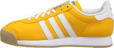 Adidas Samoa Collegiate Gold/White/Metallic/Gold Men