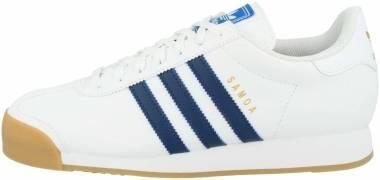 Adidas Samoa - Blanco Indigo Gum3 (EG6088)