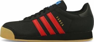 Adidas Samoa - Noir Rouge Foncã Rose (EG6086)