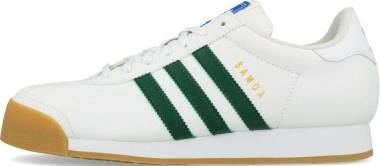 Adidas Samoa - Blanc Vert Rose