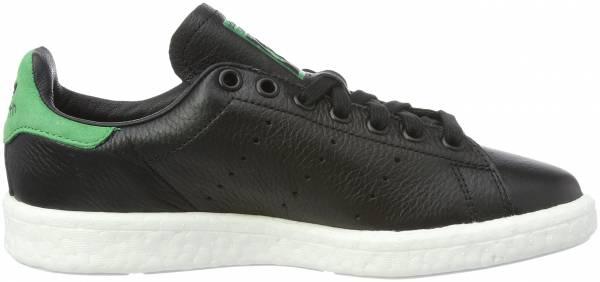 Adidas Stan Smith Boost - Black Core Black Green (BZ0527)