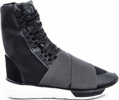 Adidas Y-3 Qasa Boot - Black
