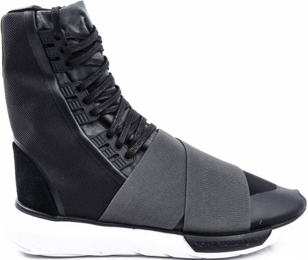 Adidas Y-3 Qasa Boot Black
