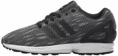 Adidas ZX Flux Black/Black/White Men