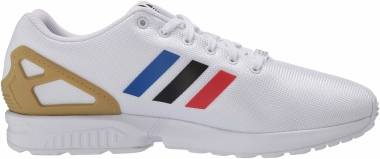 Adidas ZX Flux - Ftwr White/Core Black/Team Royal Blue (FV7918)