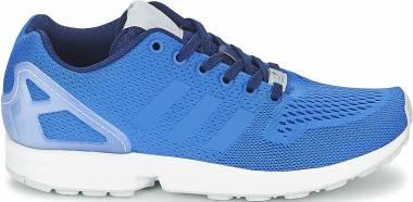 Adidas ZX Flux - Azul Blanco