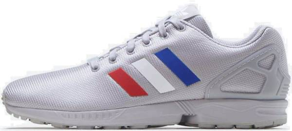 Adidas ZX Flux - Grey/Ftwr White/Team Royal Blue (FV7920)