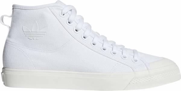 Adidas Nizza Hi - White (B41643)