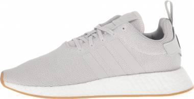 Adidas NMD_R2 - Grey/Grey/Slime (CQ2403)